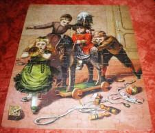 JEUX D'AUTREFOIS - PUZZLE 100 PIECES - NEUF - SOUS BLISTER - Puzzles
