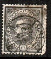 PORTUGAL    Scott  # 52  F-VF USED - Used Stamps