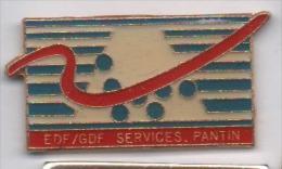 EDF GDF , Services Pantin - EDF GDF