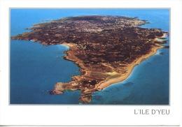 Ile D´Yeu : Vue Aérienne N°706 Photo Glatz - Ile D'Yeu