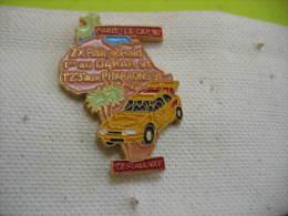 Pin´s  CITROEN Paris-Le Cap 92. ZX Rallye Raid, Courses. 1re Au DAKAR 91. 1re,2me,3me Aux Pharaons 91. CE Citroen Aulnay - Citroën