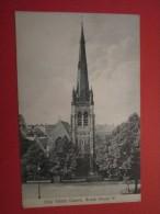 CPA HOLY TRINITY CHURCH AT BROOK GREEN NR HAMERSMITH WEST LONDON P.A BUCHANAN & CO - London Suburbs
