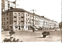 CP  88   EPINAL     3.601 W -   Place   De   La   Gare - Epinal