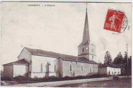 55. CHARNY SUR MEUSE. L'EGLISE . Editions ROBERT - France