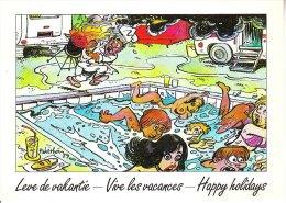 VIVE LES VACANCES N 16 - Humour