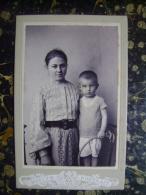 Serbia-Romania--photograhfer  ??-65x107mm-cca 1895  (2378) - Alte (vor 1900)