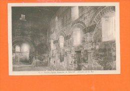 14 THAON : Vieille église Romane, Arcades De La Nef - France