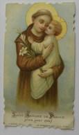 Image Pieuse - Saint  ANTOINE De PADOUE  - Bonamy 469 Holy Card - - Images Religieuses