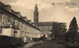 BELGIQUE - ANVERS - BORNHEM - Abdij, Oostkant - Abbaye, Côté Est. - Bornem