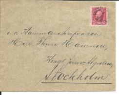 Lettre   Suède 1897 (39)