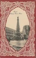 NAPOLI PALAZZO DONN ANNA DENTELLE GAUFRE LACE - Napoli (Naples)