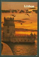 1986 EDITIONS J. VALLE BELEM TOREN - NAAR SINT NIKLAAS - EX M906 BREYDEL  - MARINE SHIP  - GULF WAR - Lisboa