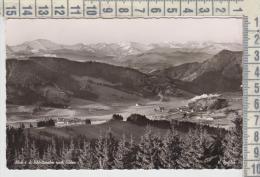 Memmingen Bayer Blick V.d. Schlettecalm Nach Suden  1956 - Memmingen