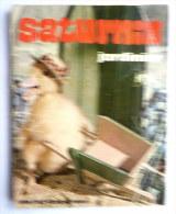 RARE Mini Livre SATURNIN - JARDINNIER - GAUTIER LANGEREAU - 1969 ORTF  Enfantina - Livres, BD, Revues