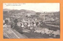 BILBAO Puente Nuevo-Bolueta.1030 Landaburu Hermanas CRUZ II ESPAGNE ESPANA CIRCULADE   POSTMARK USED POSTAL HISTORY - Vizcaya (Bilbao)