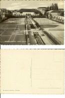 Ferrara: Marfisa - Campo Tennis. Cartolina Fg Cartonata Anni ´50 - Ferrara