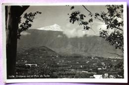 Valle Orotava Con El Pico De Teide - Tenerife