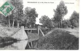 TRILBARDOU - Pont Du Canal - Frankrijk
