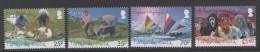 Tristan Da Cunha. Island Traditions. 2009. MNH Set. SCV = 9.25 - Sin Clasificación
