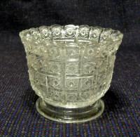 Antico Centrotavola Portacaramelle In Cristallo Di Boemia - Vetro & Cristallo