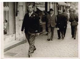NAMUR Rue De Fer Dans Les Années 30 - Lieux