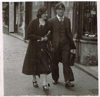 NAMUR Rue De L'Ange Dans Les Années 30 - Lieux