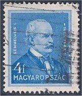 Magyar Posta  1932  ( 10 F )-1     S.  Ignac - 1921-... República