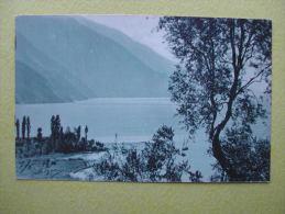 TALLOIRES MONTMIN. Le Lac. - Talloires