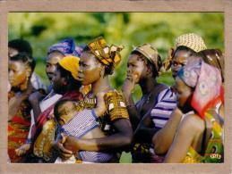 CÔTE D´IVOIRE - CPM - 8681 - FEMMES IVOIRIENNES - FEMME - éditeur IRIS - Ivory Coast