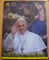 VATICAN 2013 - NATALE, VAVIDAD, NOEL, CHRISTMAS , OFFICIAL SPECIAL FOLDER NATALE MMXIII - Collections
