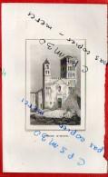 Eaux Fortes - EGLISE D' ELNE - 66 Pyrénées Orientales - Ch. Basterot Del./Schroeder Sc. - Estampas & Grabados