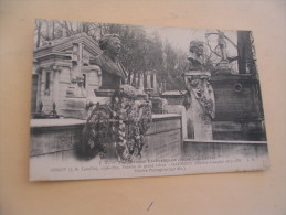 TOMBEAUX HISTORIQUES....PERE LACHAISE....JB.COROT ET DAUBIGNY. - Edificio & Architettura