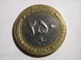 IRAN - 250 RIALS  SH1382 .(2003). - Iran