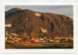 NORWAY - AK 180618 Nordland - Siedlung Auf Der Vesteralen-Insel Andoya - Norvegia