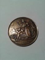 RARE . SOCIÉTÉ HELVÉTIQUE DE BIENFAISANCE - Médailles & Décorations