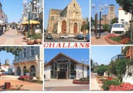 Challans : Le Centre Ville Multivues N°101 - Challans