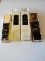 LOT DE 2 : EAU DE TOILETTE VAPORISATEUR  ALFENE NR1 & 3 - Fragrances (new And Unused)