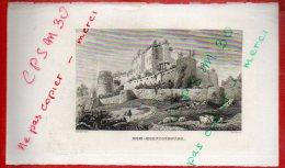 Eaux Fortes - HOH-KOENIGSBOURG - 67 Bas Rhin - Meunier Del. / Skelton Sc. - Dessins