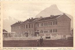38 - FONTAINE - Isère - Ecoles Primaires Des Balmes - France