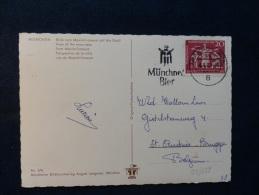 38/658     CP  ALLEMAGNE - Briefe U. Dokumente