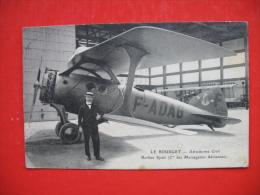 LE BOURGET-AERODROME CIVIL BERLINE SPAD - Aerodrome