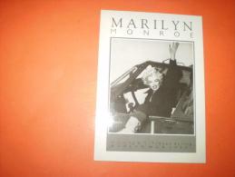 A1608 Marilyn Monroe Non Viaggiata - Acteurs