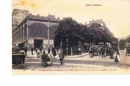 TOUT PARIS - Le Boulevard Magenta Et Le Marché - Arrondissement: 10