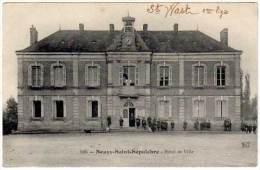 Neuvy Saint Sépulcre - Hôtel De Ville - France