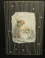 AK Bonne Annee/ Künstlerkarte. ( N 11 ) - Noël