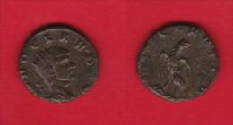 CLAUDE II   //   ANTONINIEN   //  ETAT TTB // - 5. The Military Crisis (235 AD To 284 AD)