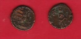 VICTORIN   //   ANTONINIEN   //  ETAT TTB // - 5. The Military Crisis (235 AD To 284 AD)