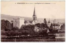 Héricourt, Les Eglises Et Le Château - Francia