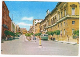 B2182 - Caltanissetta - Viale Regina Margherita E Palazzo Del Governo - Caltanissetta