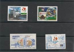 MONACO Années 1992/2000 Expo. Universelle  N°Y/T: 1828-2159- 2172-2252** - Collections, Lots & Series
